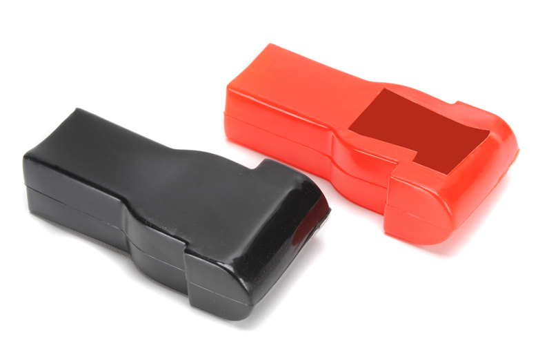 BatteryTerminal Protector Boots for International 4700