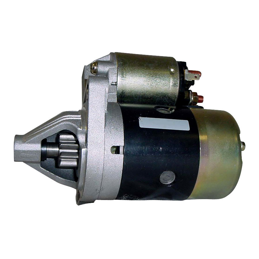 Kubota B7100 Muffler : Kubota starter v international