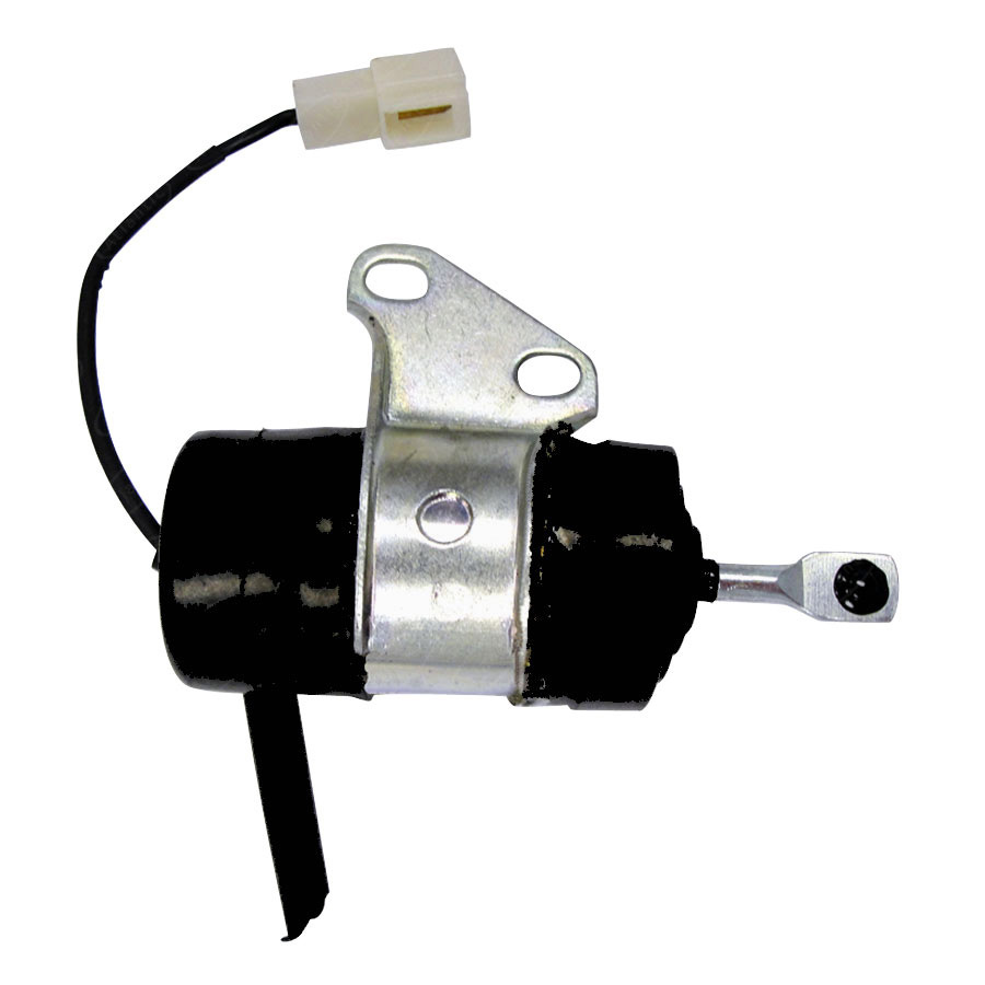 Kubota Fuel Solenoid Part Reference Numbers: 16851-60010;16851-60014