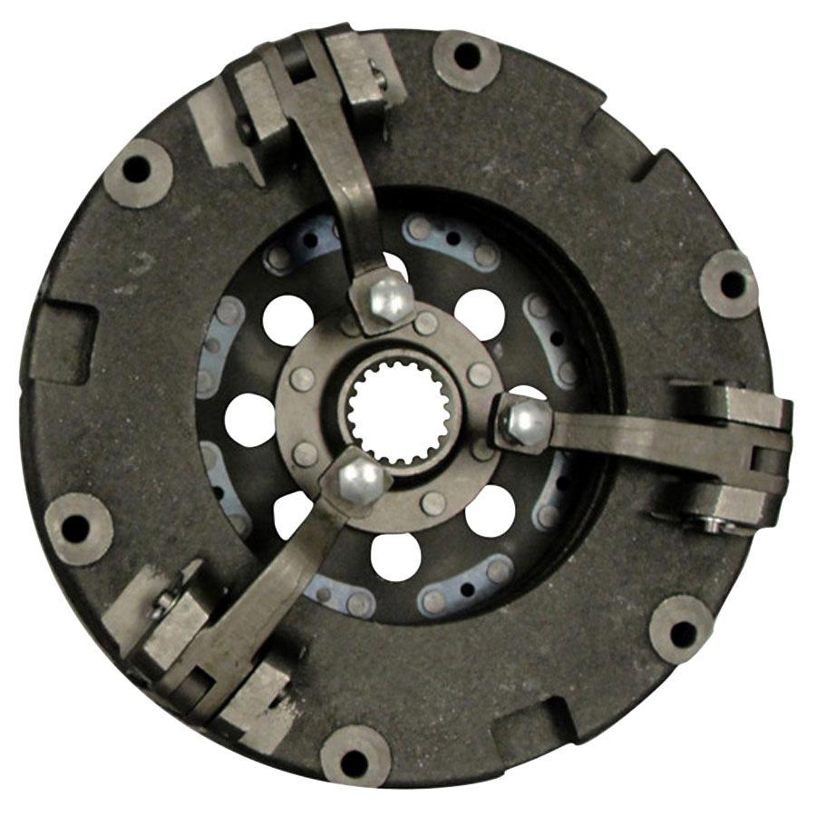 Kubota Clutch Plate 8 1/2 dual pressure plate with 19 spline 1 3/8 center hub.