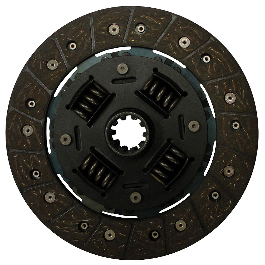 Kubota Clutch Disc 10 spline with 1 center hub