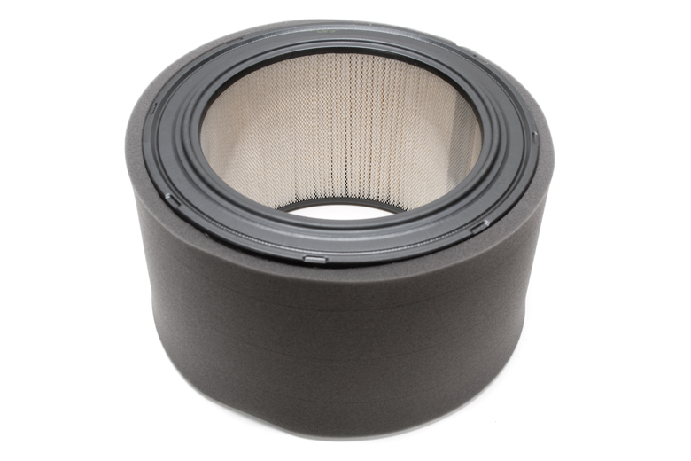 Air Filter with Outer Foam for T444E