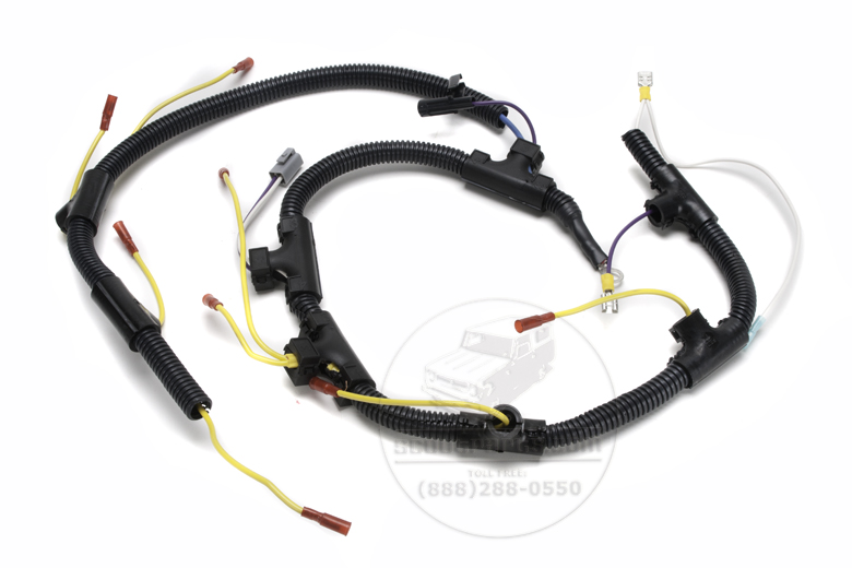 9_4700_34 1807648c94 glow plug wiring harness for 7 3l idi international Ford 7.3 Diesel Engine Diagram at bayanpartner.co