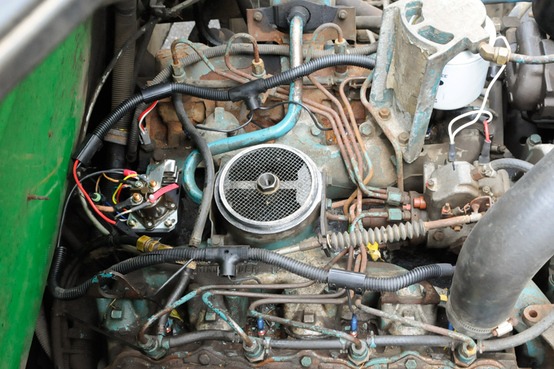 Glow Plug Wiring Harness for 7.3L IDI