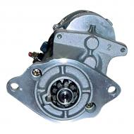 12v, 9 tooth, 1.4KW, OSGR Denso type. Two (2) ear mount on DE housing Part Reference Numbers: 15504-63010;15504-63011;15504-63012;16612-63012;16 Fits Models: B2150D; B2150E; B2150HSD; B2150HSE; BX1800D; BX1830D; BX1850D; BX1860; BX2230D; BX2350D; BX2360; BX24D; BX25; F2400 MOWER; FZ2100 MOWER; G1700 MOWER; G1800 MOWER; G1800S MOWER; G1900 MOWER; G1900S MOWER; GF1800 MOWER; GF1800E MOWER; K008 EXCAVATOR; KH-36 EXCAVATOR; KH-41 EXCAVATOR; KH-51 EXCAVATOR; KH-51H EXCAVATOR; KH-61 EXCAVATOR; KH-61H EXCAVATOR; KX413 EXCAVATOR; KX41H EXCAVATOR; KX71 EXCAVATOR; KX713 EXCAVATOR; KX713S EXCAVATOR; R310 LOADER; R310BH LOADER; TG1860 MOWER; U17 EXCAVATOR; U25 EXCAVATOR