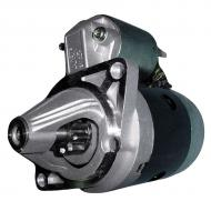 12v, 9 tooth, 0.7KW, DD Mitz type. Two (2) ear mount. Part Reference Numbers: 19837-63010 Fits Models: KH-007H EXCAVATOR; T1600H MOWER; T1600HG MOWER