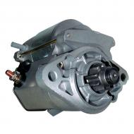 Gear Reduction style replacement for 1G023-63011 1.4 KW 12 Volt Denso Type. Part Reference Numbers: 1G023-63010;1G023-63011;1G069-63010;1G069-63011;67 Fits Models: BX1500D; F2260 MOWER; F2560 MOWER; F2560E MOWER; F3060 MOWER; G2160 MOWER; G2160AU MOWER; G2160DS MOWER; GR2100 MOWER; GR2110 MOWER; GR2120 MOWER; GR2120B MOWER; TG1860 MOWER; ZD18 MOWER; ZD18F MOWER; ZD21 MOWER; ZD21F MOWER; ZD221 MOWER; ZD25 MOWER; ZD28 MOWER; ZD321 MOWER; ZD321N MOWER; ZD323 MOWER; ZD326 MOWER