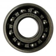 Open roller bearing, 46.98mm outside diameter, by 19.95mm inside diameter, by 13.95mm width. Part Reference Numbers: 08101-06204 Fits Models: AT25; B1550D; B1550E; B1550HSTD; B1550HSTE; B1700D; B1700E; B1700HSE; B1750D; B1750E; B1750HSTD; B1750HSTE; B2100D; B2100E; B2100HSE; B2150E; B2150HSE; B2320DT; B2320DTN; B2320DTWO; B2320HSD; B2320HSDN; B2360; B2400D; B2400E; B2400HSE; B2410HSD; B2410HSDB; B2410HSE; B2620HSD; B2710HSD; B2910HSD; B2920HSD; B3030HSD; B3030HSDC; B3030HSDCC; B3200HSD; B3200HSDWO; B4200D; B5100DP; B5100EP; B5200D; B5200E; B6000; B6000E; B6100DP; B6100EP; B6100HST; B6100HSTD; B6100HSTE; B6200D; B6200E; B6200HSTD; B6200HSTE; B7100DP; B7100HSTD; B7100HSTE; B7200D; B7200E; B7200HSTD; B7200HSTE; B7300HSD; B7400HSD; B7410D; B7500D; B7500DTN; B7500HSD; B7510D; B7510DN; B7510HSD; B7510HSDTR; B7610HSD; B7800HSD; B8200DP; B8200EP; B8200HSTDP; B8200HSTEP; B9200DCEP; B9200HSTEP; BX1500D; BX1800D; BX1830D; BX1860; BX2200D; BX2230D; BX22D; BX2350D; BX23D; BX24D; BX25; BX2660D; F2000 MOWER; F2000ESW MOWER; F200ELW MOWER; F2100 MOWER; F2100E MOWER; F2260 MOWER; F2400 MOWER; F2560 MOWER; F2560E MOWER; F3060 MOWER; F3080 MOWER; FZ2100 MOWER; FZ2400 MOWER; G1700 MOWER; G1800 MOWER; G1800S MOWER; G1900 MOWER; G1900S MOWER; G2000 MOWER; G2000S MOWER; G2160 MOWER; G2160AU MOWER; G2160DS MOWER; G2460G MOWER; G2591 MOWER; G3200 MOWER; G4200 MOWER; GF1800 MOWER; GF1800E MOWER; GR2000G MOWER; GR2010G MOWER; GR2010GAB MOWER; GR2020G MOWER; GR2020GB MOWER; GR2100 MOWER; GR2110 MOWER; GR2120 MOWER; GR2120B MOWER; L175; L185DT; L185F; L2050DT; L225; L2250DT; L225DT; L235; L2350DT; L245DT; L2500DT; L2550DT; L2600DT; L2650DT; L2650DTWET; L275; L2800DT; L2800DTHST; L2850DT; L2900DT; L2900DTGST; L2900F; L2950DT; L2950DTWET; L3000DT; L3010DT; L3010DTGST; L3010DTHST; L3130F; L3250DT; L3300DT; L3300DTGST; L3300F; L3400DT; L3400DTHST; L3410DT; L3410DTGST; L3410DTHST; L3430DT; L3430DTGST; L3430DTHSTC; L3450DT; L3450DTWET; L35; L3540GST; L3600DT; L3600DTC; L3600DTGST; L3600DTGSTC; L3650D