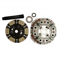 "13"" Clutch Kit with Pressure Plate, 6 Pad Ceramatallic Disc with 14 Spline 1 9/16"" Center Hub, Release Bearing, Pilot Bearing and Alignment Tool. Part Reference Numbers: 36430-25130;36530-25112;3F740-25110;3F740-25122 Fits Models: M6950; M6950DT; M6950S; M6970DT; M7580DT; M7950; M7950DT; M7950S; M7970DT; M8540DT; M8540F; M8580DT; M8950DT; M8950S; M8970DT; M9540DT; M9540F"