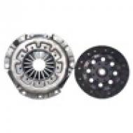 """Reman 8"""" Diaphragm Style Clutch Disc and Pressure Plate For Kubota B20 Tractors. Woven Clutch Disc With 1"""", 10 Spline Hub, Flat Flywheel, Replaces Kubota PN#: 6C040-13300, 6C04013300. $310.50 PLUS $25.00 CORE CHARGE"""