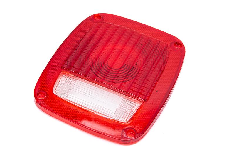 91-08 Jeep Wrangler Tail Light Lens