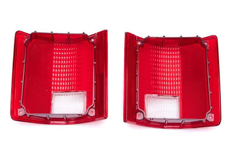 Chev GMC Truck Rear Tailight Lens 73-87 Left Right