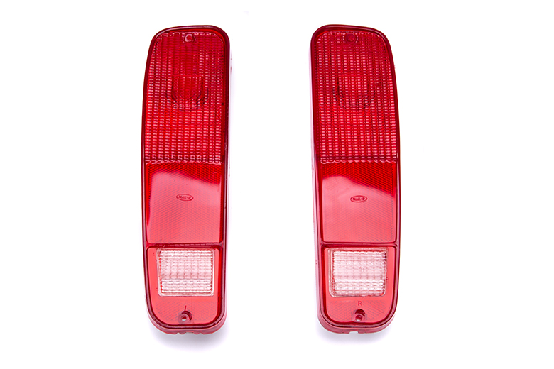 Tail light lens Ford F-150, F250 Van -  Left  or Right