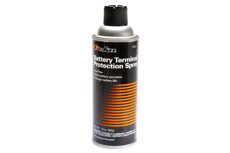 Protect Your Battery Terminals - Spray