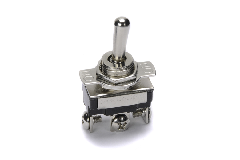 Toggle Switch  - Medium Duty - 3 Pole