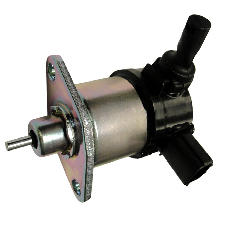 Kubota Fuel Solenoid Part Reference Numbers: 17208-60010;17208-60015;17208-60016;17208-60017