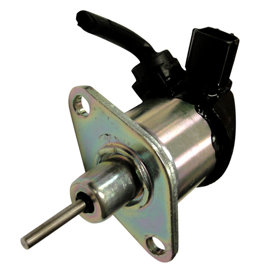 Kubota Fuel Solenoid Part Reference Numbers: 1G772-60012;1G772-60014