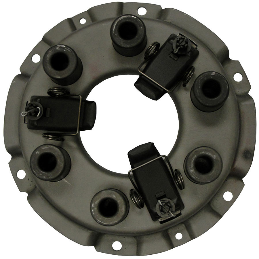 Kubota Clutch Plate 7.25: Three Finger Pressure Plate.