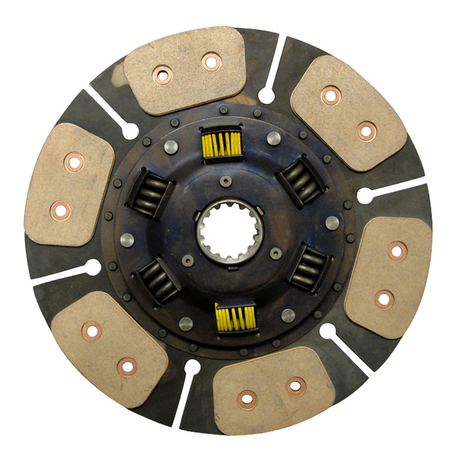 Kubota Clutch Disc Six (6) pad drive disc