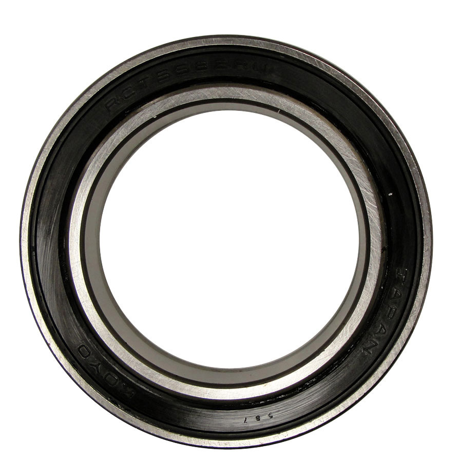 Kubota Release Bearing Sealed roller bearing w/3.23 (82.04mm) outside diameter by 2.16 (54.86mm) inside diameter by .75 (19.05mm) width.