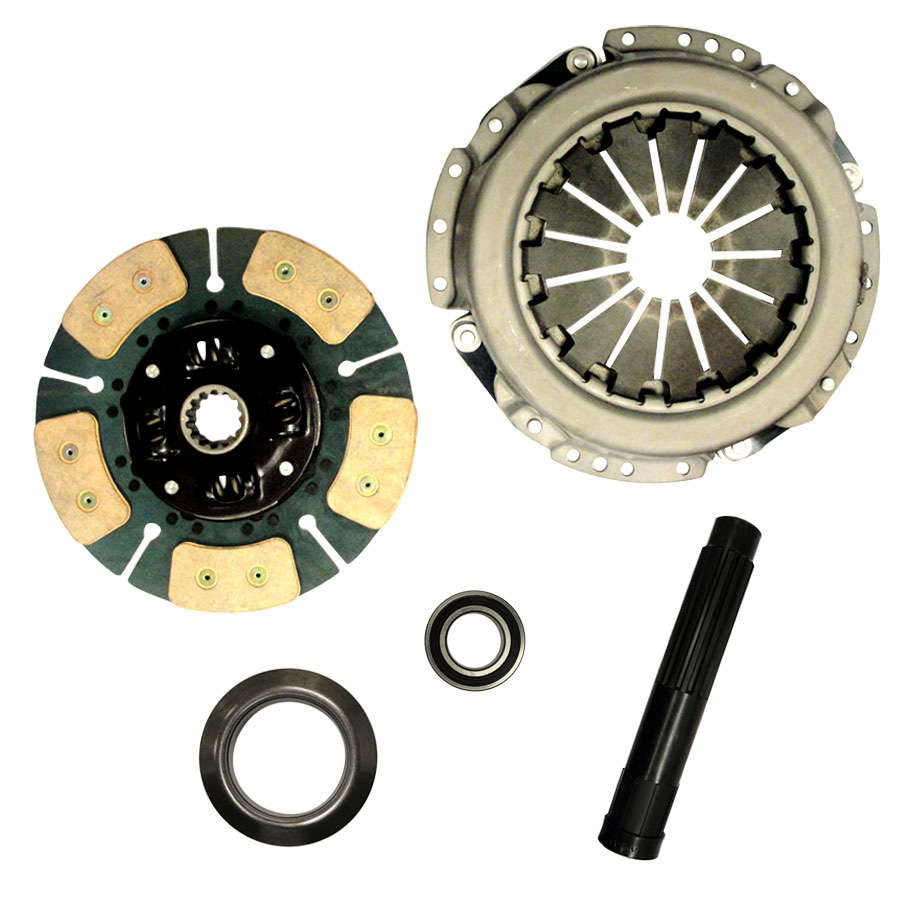Kubota Clutch Kit Spline 1.574. Spline Count 14. Spline Alignment Tool 1-9/16 X 14. Pilot End Is 34.9mm Outside Diameter. 11 In. Clutch And Disc