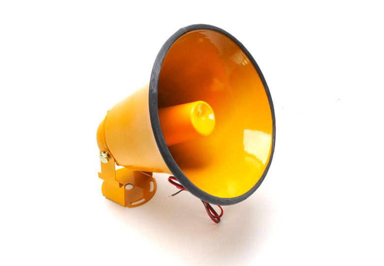 PA Speaker - PA Horn