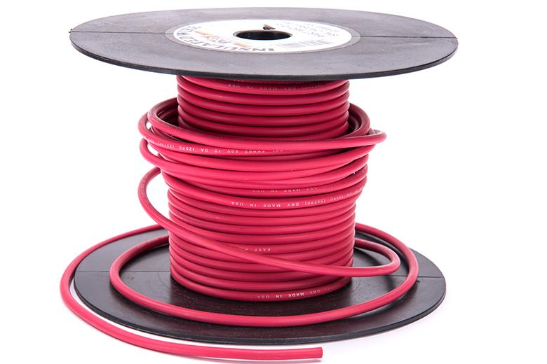 Glow Plug Harness Heat Resistant Wire - 100' Spool