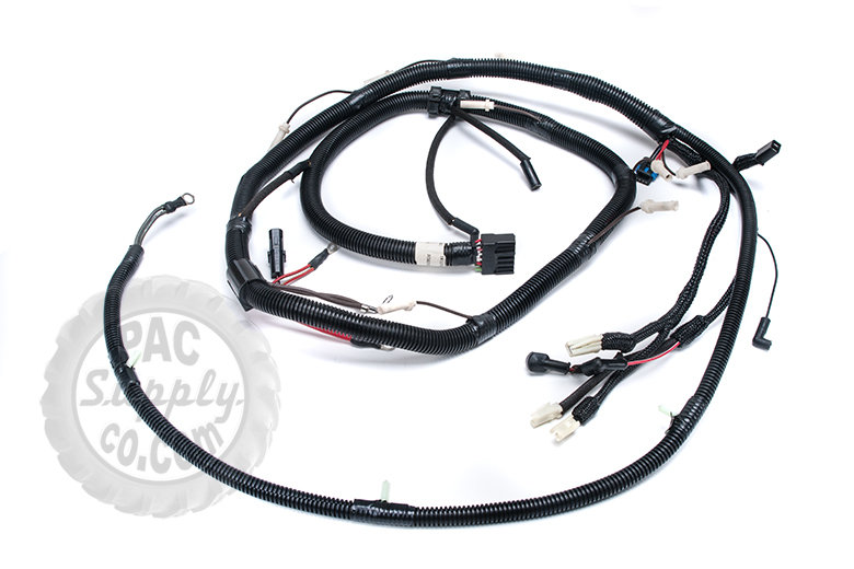 unknown glow plug wiring harness for 1992 94 ford f250. Black Bedroom Furniture Sets. Home Design Ideas