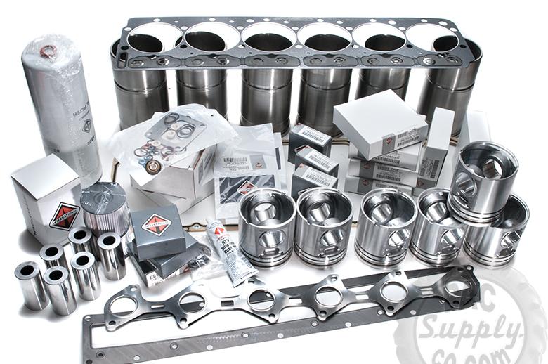 Engine Rebuild Kit - 6 cylinder DT/DTA Series Engines