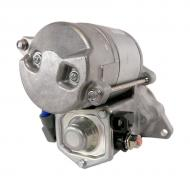 12v, 9 tooth, 1.4KW, OSGR Denso type. Two (2) ear mount on DE housing Part Reference Numbers: 16235-63010;77700-02602;K7561-61810;K7561-61811;K7 Fits Models: BX2200D; BX22D; RTV1100; RTV1100CR; RTV1100CW; RTV900G; RTV900G6; RTV900R; RTV900R6; RTV900RSD; RTV900RSDL; RTV900S; RTV900T; RTV900T2; RTV900T5H; RTV900T6; RTV900W; RTV900W6; RTV900W6SE