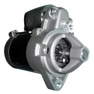 12v, 9 tooth, 0.7KW, DD Denso type. Two (2) ear threaded mounts on DE housing. Part Reference Numbers: 12499-63010 Fits Models: T1700H MOWER; T1700HX MOWER