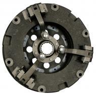 """8 1/2"""" dual pressure plate with 19 spline 1 3/8"""" center hub.  Part Reference Numbers: 32425-14200;35260-14200 Fits Models: B2150 COMPACT TRACTOR; B9200; L2201; L2250; L2250F; L2255; L235; L2550; L2550F; L2650; L275; L3000"""