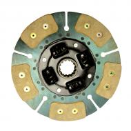 "11"" Clutch Disc with 1.574"" 14 Spline Hub Part Reference Numbers: 3A011-25130;3A011-25132;3A272-25130;3G700-25130 Fits Models: M4700; M4800SU; M4900; M4900SU; M5400; M5700; M6800"